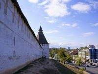 Астрахань, кремль Крымская башняулица Адмиралтейская, кремль Крымская башня