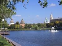 Astrakhan, Лебединое озероAdmiralteyskaya st, Лебединое озеро