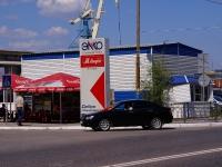 Astrakhan, Admiralteyskaya st, cafe / pub
