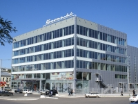 Astrakhan, office building Кристалл, Oktyabrskaya sq, house 1