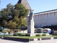 Astrakhan, monument И.Н. УльяновуOktyabrskaya sq, monument И.Н. Ульянову