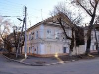 Astrakhan, Enzeliyskaya st, house 2. Apartment house
