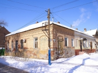 Astrakhan, Enzeliyskaya st, house 3. Apartment house