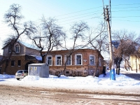 Astrakhan, Enzeliyskaya st, house 6. Apartment house