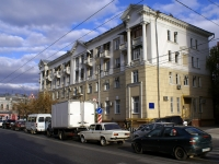 Astrakhan, Sverdlov st, house 16А. multi-purpose building