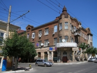 "Astrakhan, sample of architecture ""Дом Захарова"", Sverdlov st, house 41"