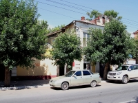 Astrakhan, Sverdlov st, house 51. Apartment house