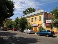 Astrakhan, sample of architecture Подворье Н. Алтуфьева, Sverdlov st, house 55