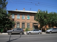Astrakhan, Sverdlov st, house 61. Apartment house