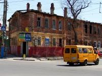 Astrakhan, Sverdlov st, house 94. Apartment house
