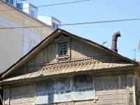 Astrakhan, Sverdlov st, vacant building