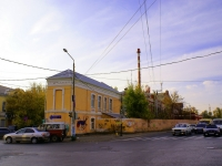 Astrakhan, Sovetskoy militsii st, house 23. multi-purpose building