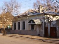 Астрахань, улица Фиолетова, дом 19. индивидуальный дом