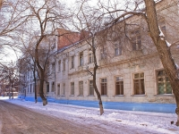 Astrakhan, Danton st, house 2. polyclinic
