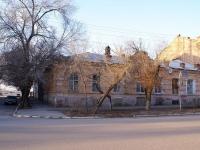 Астрахань, улица Дантона, дом 3. многоквартирный дом