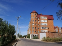 Astrakhan, Anatoly Guzhvin avenue, house 3. Apartment house