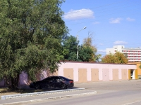 Astrakhan, Anatoly Guzhvin avenue, garage (parking)