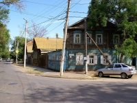 Astrakhan, Kostin st, house 15. Apartment house