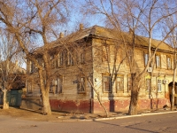 Astrakhan, Bulvarny alley, house 5. Apartment house