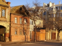 Astrakhan, Bulvarny alley, house 7. Apartment house