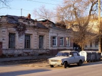 Astrakhan, Maksim Gorky st, house 8. Apartment house