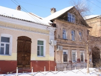 Astrakhan, Maksim Gorky st, house 18. Apartment house
