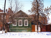 Astrakhan, Maksim Gorky st, house 24. Private house