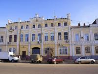 Astrakhan, Maksim Gorky st, house 25. Apartment house