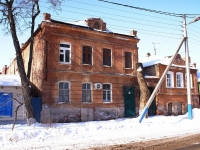 Astrakhan, Maksim Gorky st, house 26. Apartment house