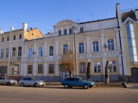 Astrakhan, Maksim Gorky st, house 27. Apartment house