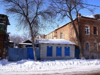 Astrakhan, Maksim Gorky st, house 28. Private house