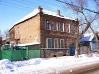 Astrakhan, Maksim Gorky st, house 36. Apartment house