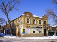 Astrakhan, Maksim Gorky st, house 42. Apartment house