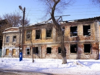 Astrakhan, Maksim Gorky st, house 46. vacant building