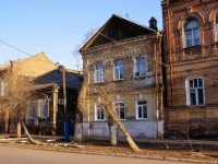 Astrakhan, Maksim Gorky st, house 47. Apartment house