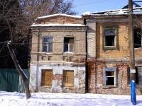 Астрахань, улица Максима Горького, дом 48. многоквартирный дом