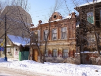 Astrakhan, Maksim Gorky st, house 50. Apartment house