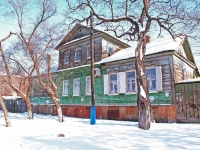 Astrakhan, Maksim Gorky st, house 51. Apartment house