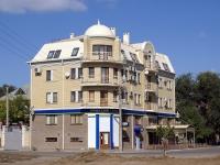 Astrakhan, bank УралСиб, Maksim Gorky st, house 52