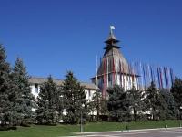 Астрахань, кремль Житная башняплощадь Ленина, кремль Житная башня