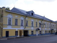 Astrakhan, Nikolskaya st, house 1. Apartment house