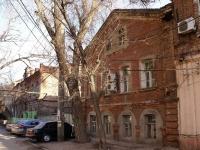 Астрахань, Щепной переулок, дом 5. многоквартирный дом