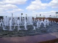 Astrakhan, fountain ПетровскийNaberezhnaya reki Volgi st, fountain Петровский
