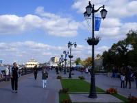 улица Набережная реки Волги. набережная