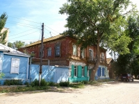 Astrakhan, Babef st, house 7. Apartment house