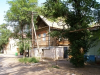 Astrakhan, Babef st, house 15. Private house