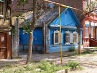 Astrakhan, Babef st, house 21. Private house