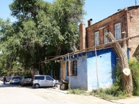 Astrakhan, Babef st, house 25. Apartment house
