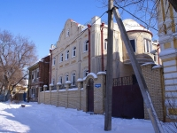 Astrakhan, Kremlevskaya st, house 11. Apartment house