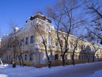 Astrakhan, Kremlevskaya st, house 13. Apartment house